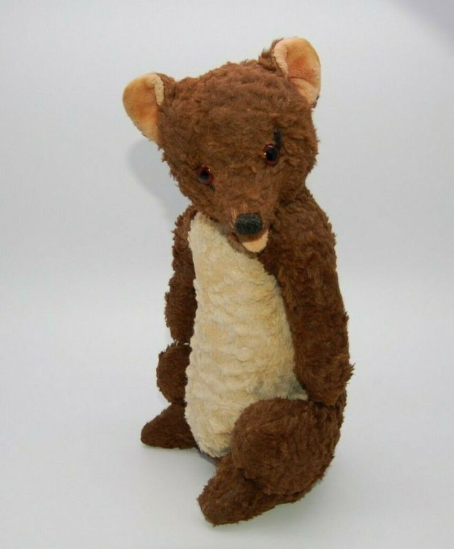Teddy Brown Bear (Farnell, Rare)